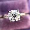 1.60ct Cushion Cut Solitaire, A Blue Nile Signature Cut GIA I SI1 26