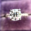 1.60ct Cushion Cut Solitaire, A Blue Nile Signature Cut GIA I SI1 22