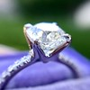 1.60ct Cushion Cut Solitaire, A Blue Nile Signature Cut GIA I SI1 11