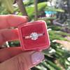 1.70ct Round Brilliant Diamond Soliatire, AGS000 H VS2 24