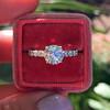 1.70ct Round Brilliant Diamond Soliatire, AGS000 H VS2 23