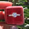 1.70ct Round Brilliant Diamond Soliatire, AGS000 H VS2 26