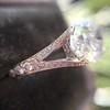 2.01ct Oval Shape Diamond, GIA E SI2 Single Stone Setting 14