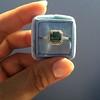 2.67ct Montana Sapphire Halo Ring 20