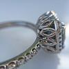 2.67ct Montana Sapphire Halo Ring 13