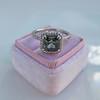 2.67ct Montana Sapphire Halo Ring 29
