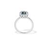 2.67ct Montana Sapphire Halo Ring 1