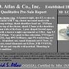 3.30ctw Aquamarine and Diamond Cluster Ring 3