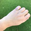 3.55ct (est) Pink Sapphire Halo Ring, AGL Minor Heat Treatment 16