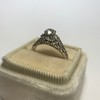 .50ct Old European Cut Diamond Filigree Solitaire 15