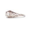 .50ct Old European Cut Diamond Filigree Solitaire 1