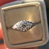 .50ct Old European Cut Diamond Filigree Solitaire 5