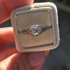 .50ct Old European Cut Diamond Filigree Solitaire 16