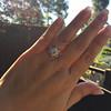 .50ctw Princess & Round Brilliant Diamond Dinner Ring 17