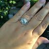.50ctw Princess & Round Brilliant Diamond Dinner Ring 22
