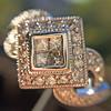 .50ctw Princess & Round Brilliant Diamond Dinner Ring 15