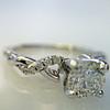 .51ct Round Brilliant Cut Diamond Solitaire, GIA G SI1 24