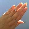 .51ct Round Brilliant Cut Diamond Solitaire, GIA G SI1 19