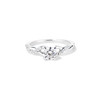 .51ct Round Brilliant Cut Diamond Solitaire, GIA G SI1 0