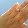 .51ct Round Brilliant Cut Diamond Solitaire, GIA G SI1 21
