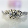 .51ct Round Brilliant Cut Diamond Solitaire, GIA G SI1 27