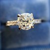 .81ct Old European Cut Diamond in Brian Gavin Setting 21
