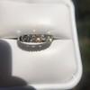 0.60ctw 5-stone Transitional Cut Diamond Band by Jabel 26