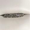 0.60ctw 5-stone Transitional Cut Diamond Band by Jabel 17