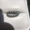 0.60ctw 5-stone Transitional Cut Diamond Band by Jabel 27
