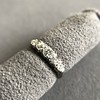 0.60ctw 5-stone Transitional Cut Diamond Band by Jabel 20