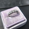 0.60ctw 5-stone Transitional Cut Diamond Band by Jabel 28