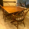 Sheffield Solid Cherry wood Dinette Set