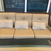 Rattan Patio Sofa