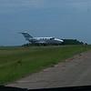 Our Jet Arrives