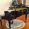 Beautiful Wurlitzer Baby Grand Piano