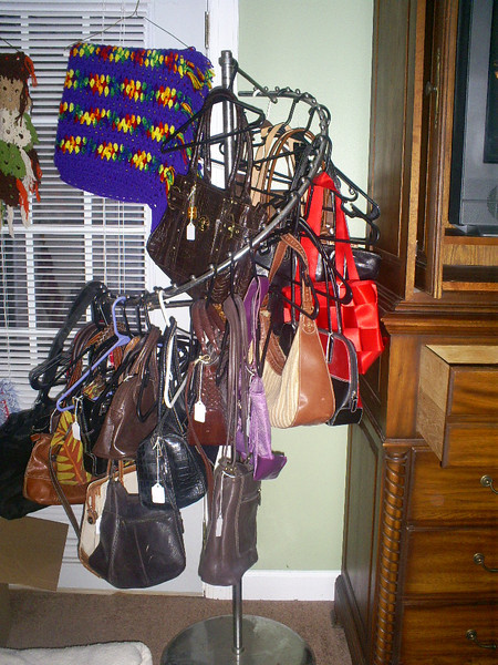 Lot's of great purses!