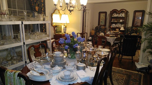 The Sensational Southern Estate Sale Of Buck & Nita Blackstock January 19-22nd (Thursday-Sunday)