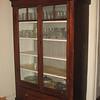 Large Primitive Pine Cabinet