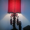 funky 70's lamps & retro items
