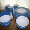 Pretty Blue & White Dishes