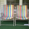 Neat outside chairs