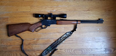 Marlin 336W lever action 30-30 Win. rifle