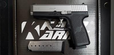 Kahr Arms CW9 9mm compact pistol