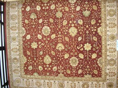 "Nourison 3000, New Zealand Wool and Silk, 8'6""x11'6"""