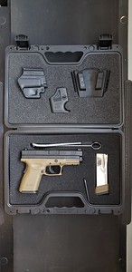 Springfield Armory XD 45ACP with original box and accessories