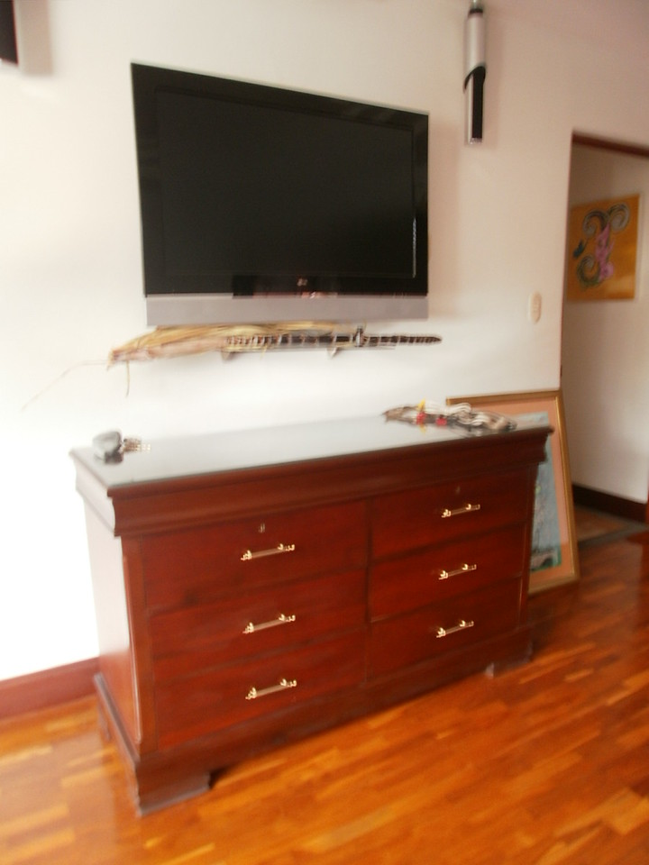 DRESSER - with glass top, 6 drawers (locks on the 2 top drawers) -  $1,000
