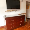 DRESSER - 6 drawers (locks on the 2 top drawers) -  $1,200-FIRM.
