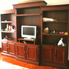 ENTERTAINMENT CENTER - 5 pieces   =  $2,500