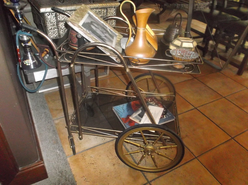BAR•TEA CART  -  $150