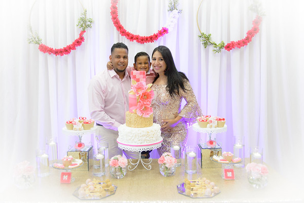 Estefania Baby Shower 2017